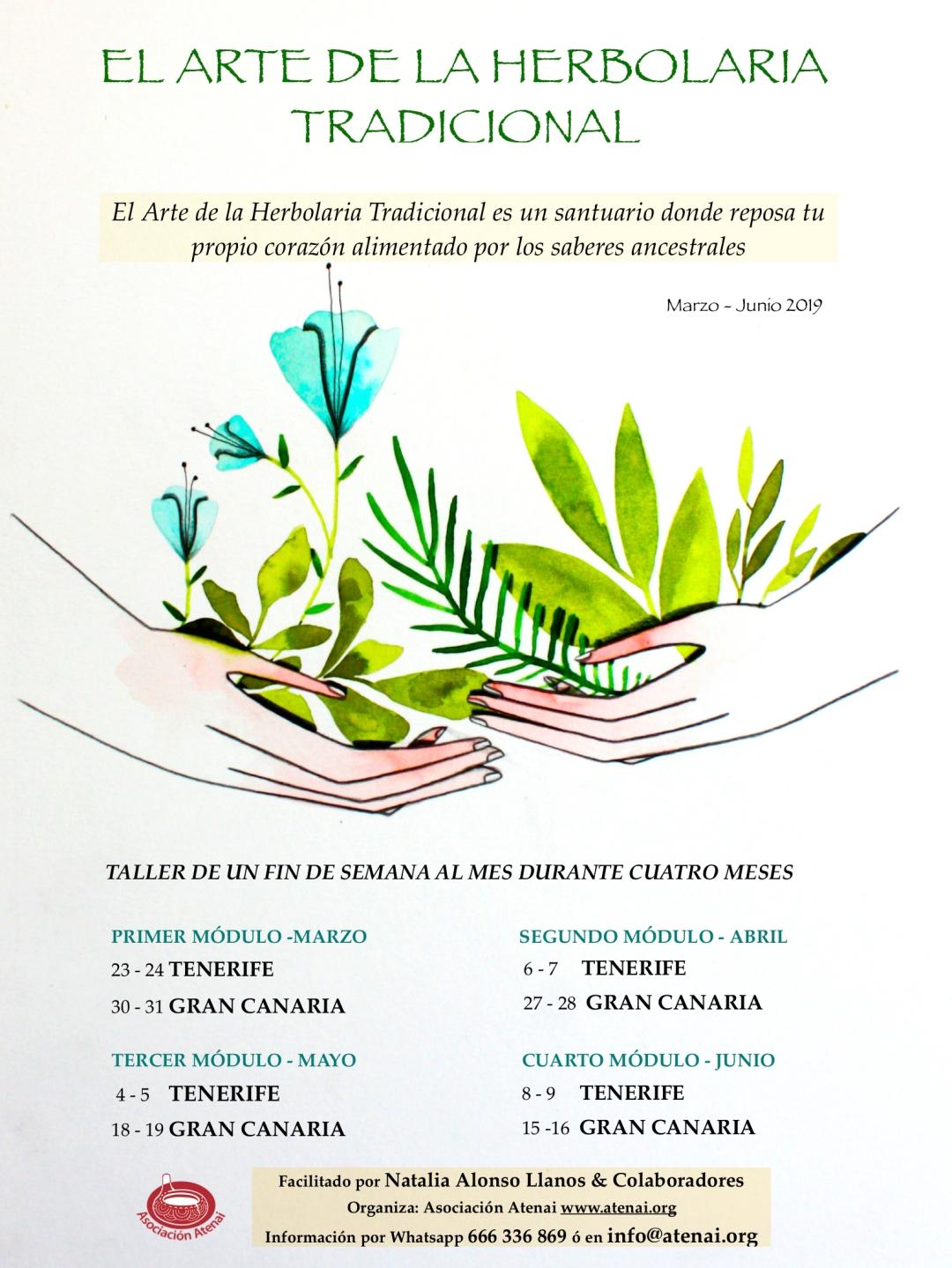CARTEL HERBOLARIA